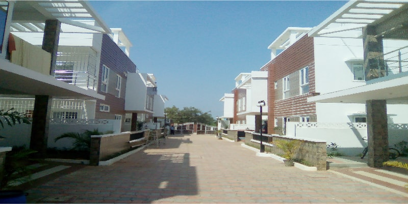 Independent villas for sale chennai